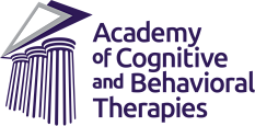logo for academy of cognitive and behavioral therapies