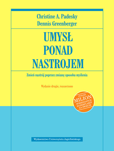 photo of cover of polish translation of mind over mood