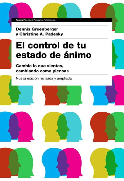 photo of cover of spanish for spain, south america, and central america translation of mind over mood