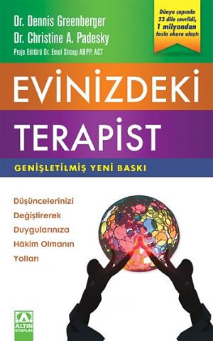 photo of cover of turkish translation of mind over mood